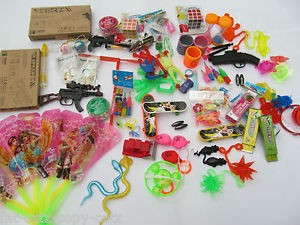 Toys for pinates